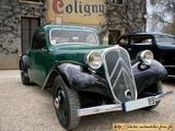 Citroën Traction Coupé 11 BL
