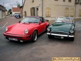 Porsche 911 Targa & Sunbeam Alpine