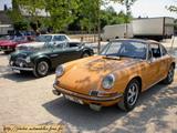 Austin Healey 3000 MK II & Porsche 911