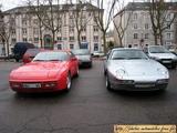 Porsche 944 et 928
