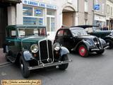 Renault Monaquatre & Peugeot 202