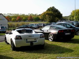 Corvette C6 & Opel Speedster