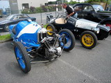 Darmont Special 1100 et Scuderia Caubel