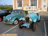 Amilcar CGS & Citroën 2 CV