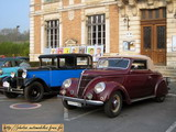 Donnet Type G2 & Matford V8