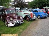 Panhard Dyna X85 & Rosengart LA4N2 & Renault 4CV