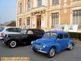 Renault 4CV et Citroën Traction