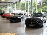 Maserati + Jaguar + Ferrari