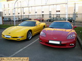 Chevrolet Corvette C5 & Corvette C6