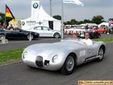 Réplique Jaguar Type C