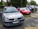 Ferrari 360 Spider & Renault Clio