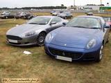 Ferrari 612 Scaglietti & Aston Martin Vanquish