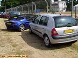 Lotus Elise & Renault Clio