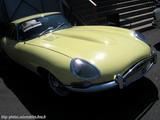 Jaguar Type E Coupé