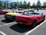 Renault Spider et Hommel Barquette