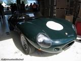Réplique Jaguar Type D