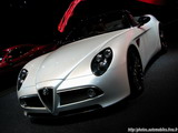 Alfa Roméo 8C Spider