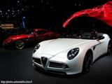 Alfa Roméo 8C Competizione & 8C Spider