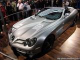 Mercedes SLR Roadster 722 Edition