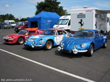 Alpine A110 Berlinette & Jide 1600