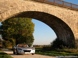 Opel Speedster viaduc Poilly lez Gien