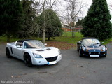 Opel Speedster & Lotus Elise S1